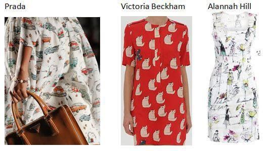 Types of Fashion Prints – part one | Digital Fabric Printing ...