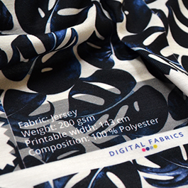 printing on jersey fabric, stretch fabric printing, custom fabric printing, digital fabric printing