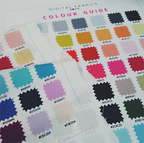 fabric printing colour guide digital fabrics