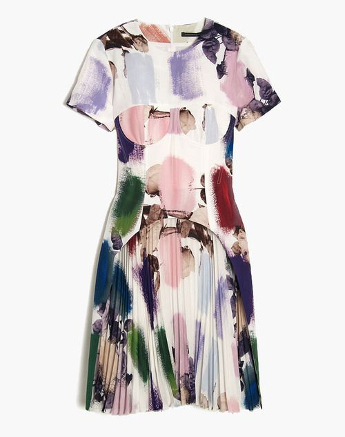 Digital Fabrics-Christopher Kane-inspiration-art-pastel-paint-fashion-strokes-design-printing