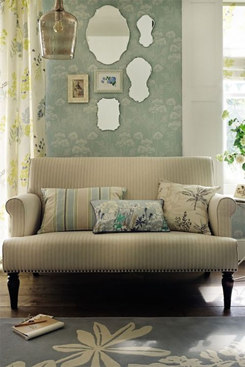 Digital Fabric Printing_Print Trends__Bold Botanicals_Interior Trends_House&Garden.co.uk
