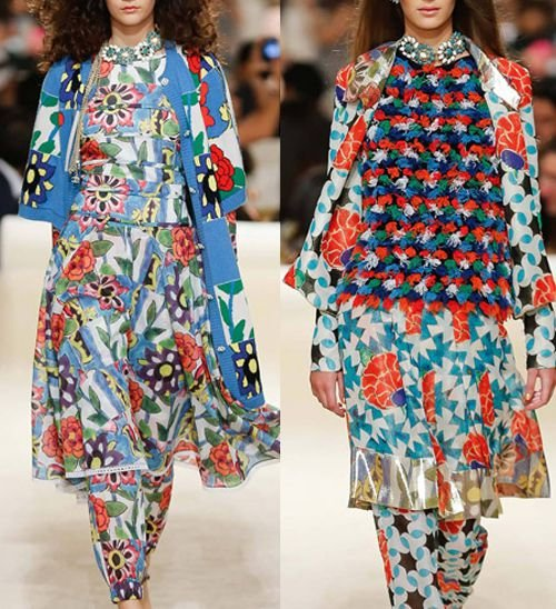 Digital Fabric Printing_Print Trends__Fractured_Chanel