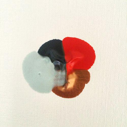 Digitalfabrics_texture_paint__circles_abstract_Inspiration_Loganledford_artist_artwork_colour
