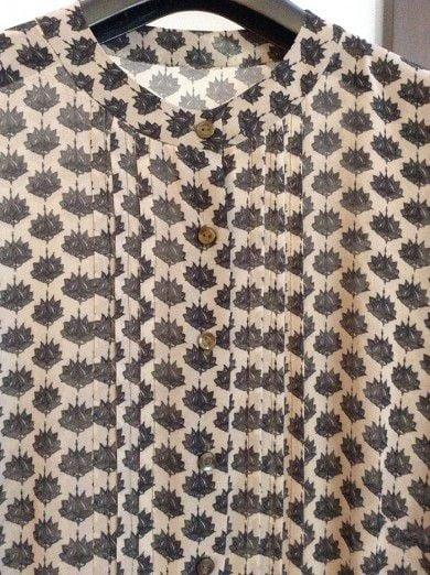 Digital Fabrics dress by Irina Tokar