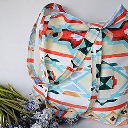 cut and sew services_custom bag_custom tote_fabric printing