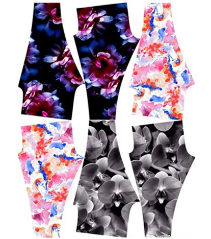 placement print set up for leggings printing