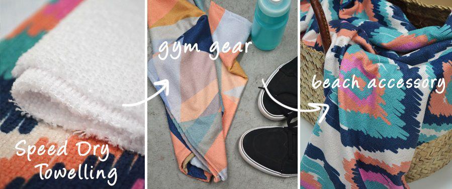 custom towels, digital fabric printing, fashion fabric printing, print on fabric, custom fabrics, print your own fabric, digital fabrics,