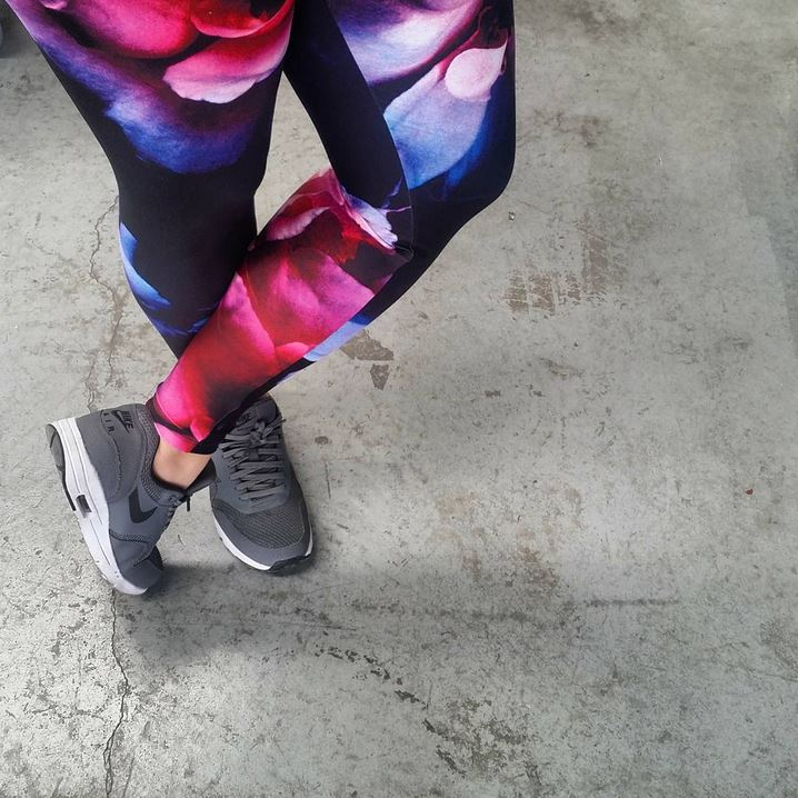 create your own activewear, design leggings, digital fabrics classes