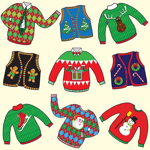 design your own ugly christmas sweater workshop sydney fabric printing digital fabrics