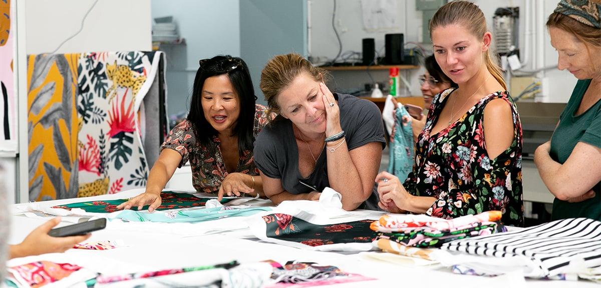 Learn Textile Design Digital Fabrics Sydney