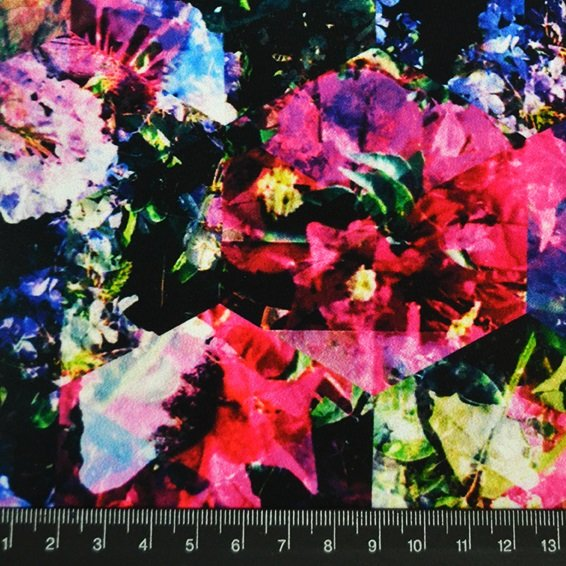 fabric design, designer fabric by JELIRAD, digital fabrics, dress fabric, fashion fabric, size