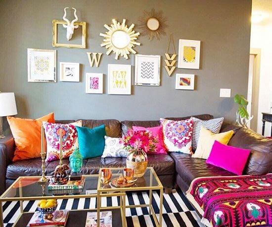 10 inspiring Bohemian chic interiors