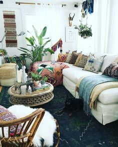 10 inspiring Bohemian chic interiors 6