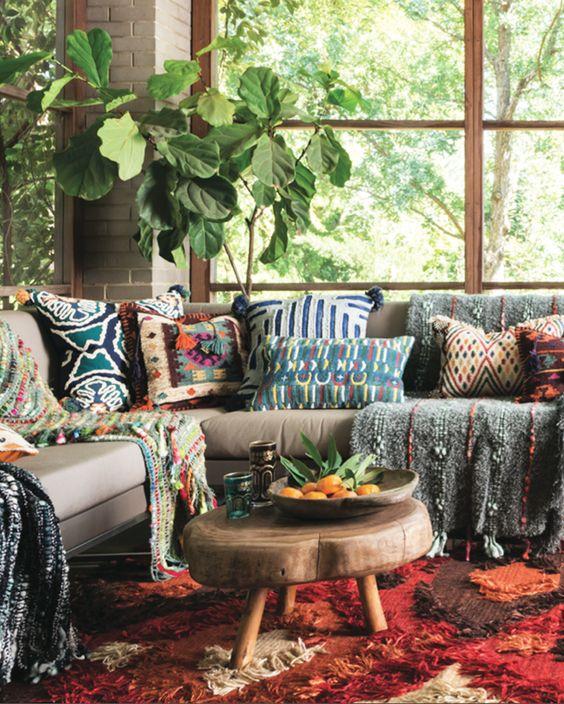 10 inspiring Bohemian chic interiors 7