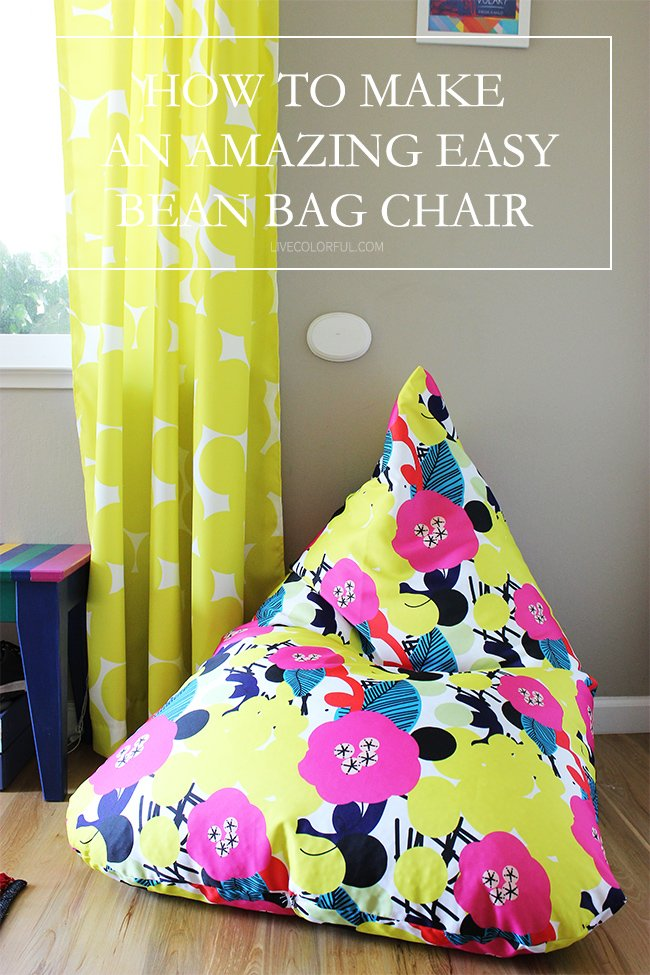 DIY Bean Bag