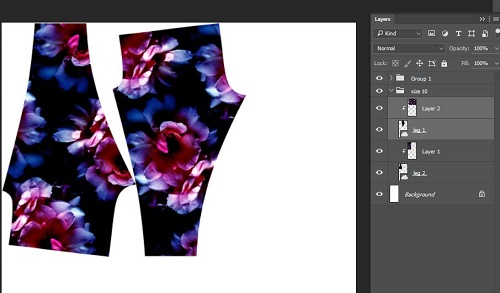 markup_fashion_layout_tutorial_leggings_bold_rose