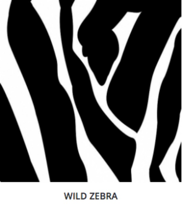 animal print fabrics - zebra print fabric