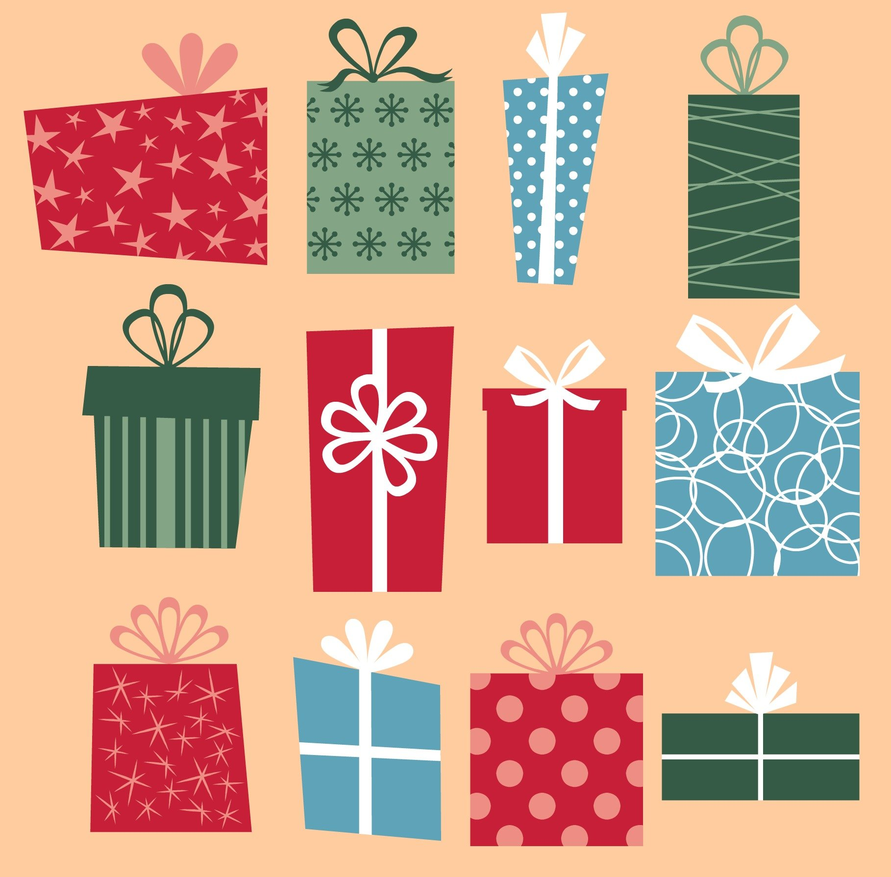 free christmas digital backgrounds for photoshop