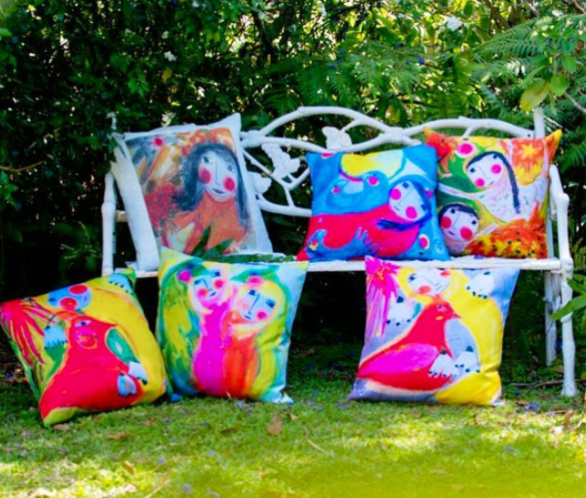 Holiday Gift Guide Custom Made Cushions