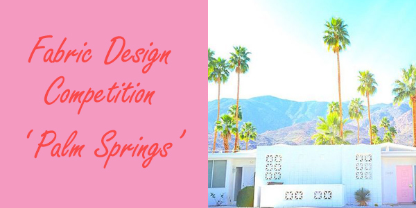 Custom fabrics_fabric printing_digital fabrics Palm Springs competition