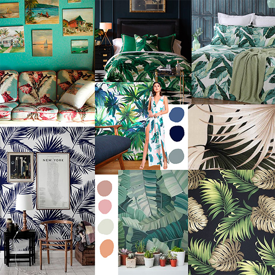 DigitalFabrics_CustomPrinting_Moodboard_Inspiration_Tropical