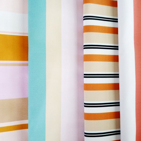 Fabric With Stripes_Custom Fabric Printing_Fabric on Demand_Digital Fabrics_6