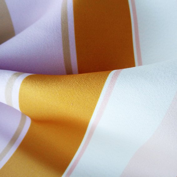 Fabric With Stripes_Custom Fabric Printing_Fabric on Demand_Digital Fabrics_Lilac Streak