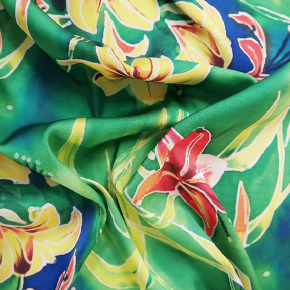 Digital Fabrics_custom fabric printing_tropical floral design_wearable art_watercolour prints_5