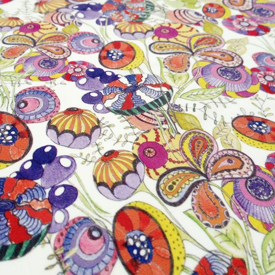 Digital Fabrics_custom fabric printing_kids textile designs_floral print design_3