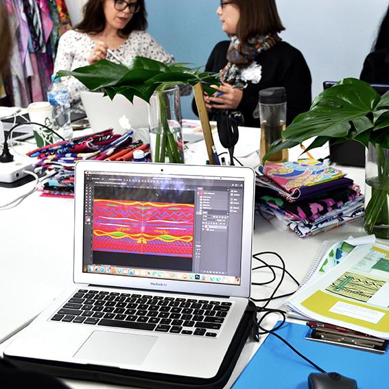 Learn textile design_df school_workshop_4