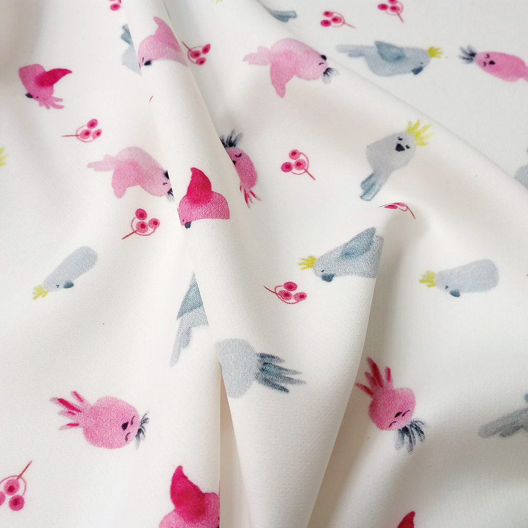 Digital Fabrics_custom fabric printing_native whimsy_rustled feathers_3