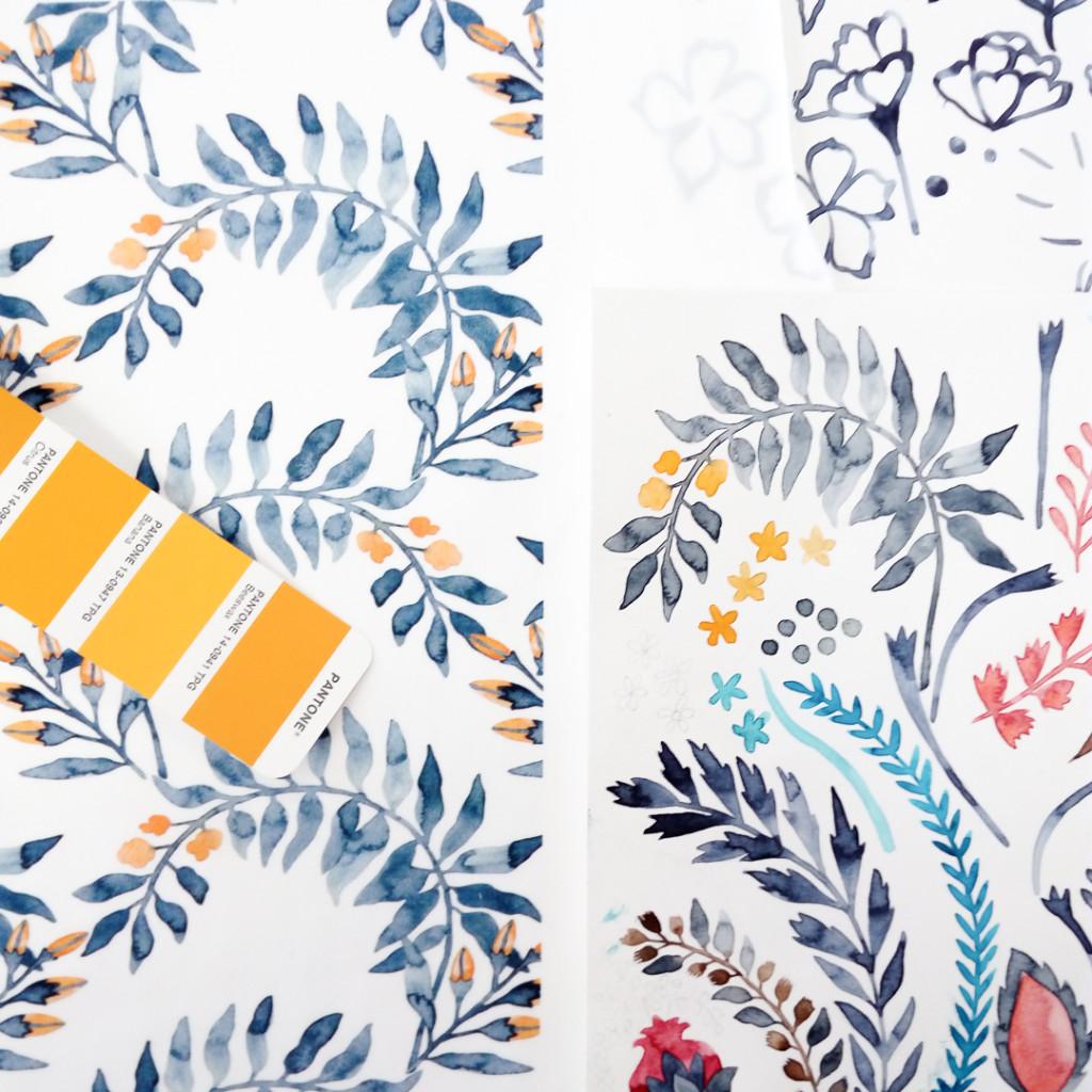 Digital Fabrics_custom fabric printing_Palamporia_floral prints_process_3