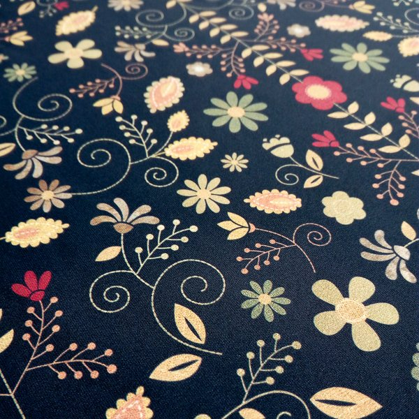 Digital Fabrics_Fabric Shop_Floral Folk prints_Midnight Field_web_2