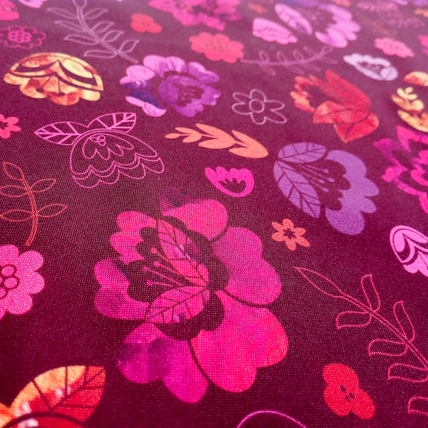 Digital Fabrics_Fabric Shop_Floral Folk prints_Vintage Berry_web_2