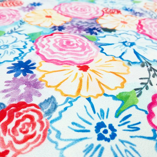 Digital Fabrics_Textile Design_Watercolour Illustrations_Tea Party_2