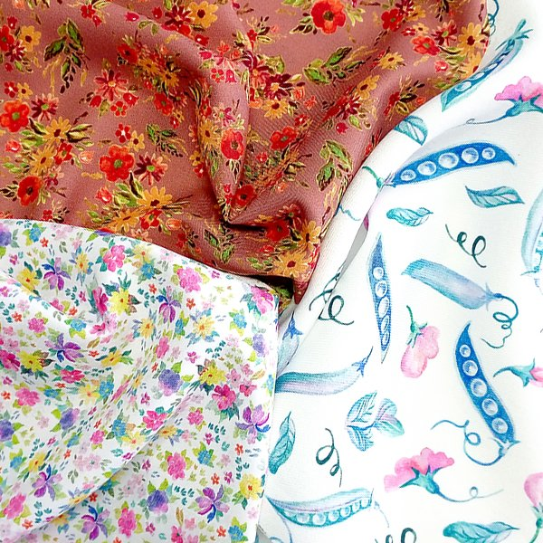 Digital Fabrics_custom fabric printing_hand painted florals_Prairie Collection_1