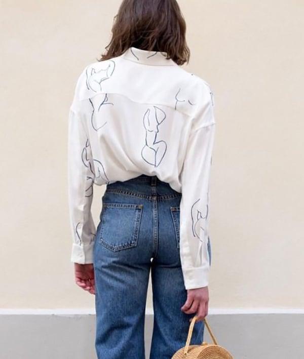 Digital Fabrics_custom fabric printing_minimal illustrated design_Ella Collection_5