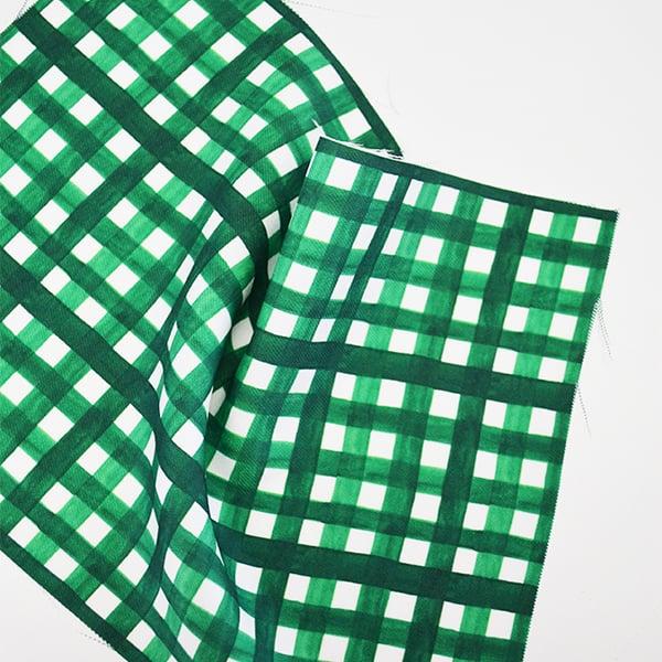 Digital Fabrics custom fabric printing fabric design fashion prints designer fabric green fabric