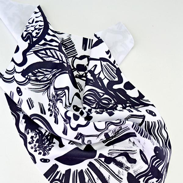 Digital Fabrics_custom fabric printing_australian design_textile artist_shiztastic_sunset garden party_1