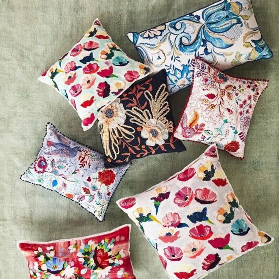Cushions Idea