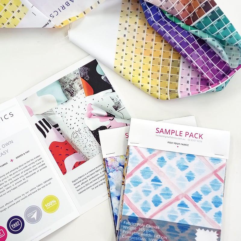 Custom Fabric Printing at Digital Fabrics